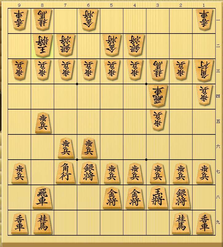 相振り飛車練習用棋譜置き場①